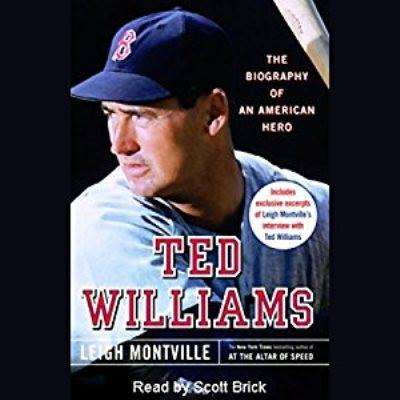 a biography of ted williams the splendid splinter