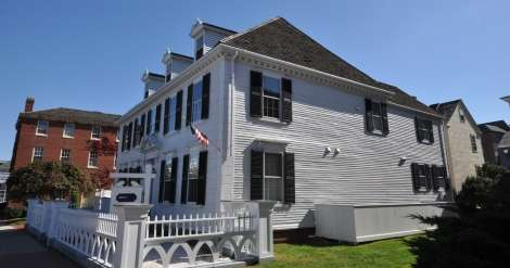 Henry Sherburne House, Portsmouth, N.H. (Photo by Magicpiano)