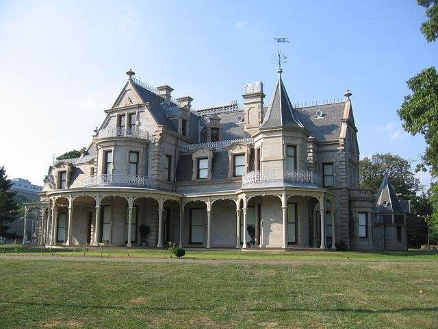 Lockwood-Mathews Mansion