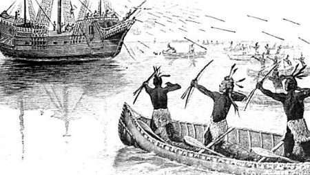 Illustration of Epenow's escape