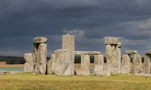 ancient stone structures stonehenge