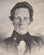 Justin Morgan Jr., said to closely resemble his father. Courtesy Vermont Historical Society.
