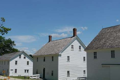 Sabbath Lake Shaker Village