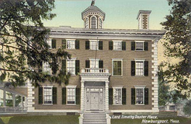 The Lord Timothy Dexter House