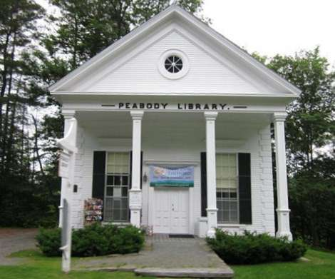 oldest libraries peabody