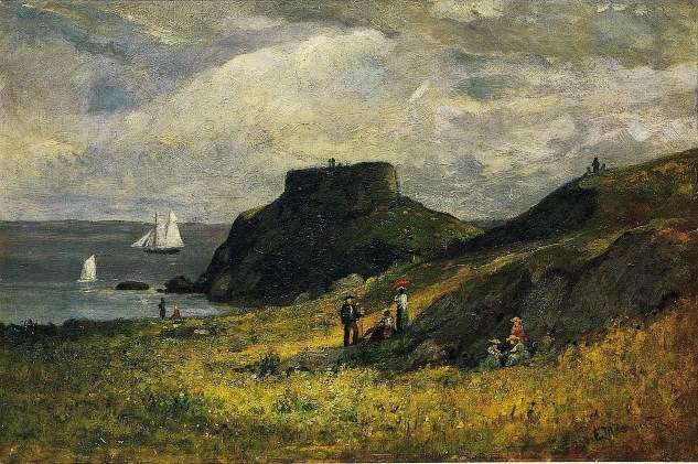 'Fort Dumpling' by Edward Bannister.