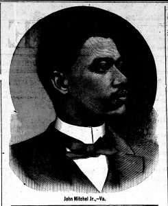 John Mitchell, Jr., St. Paul and Minneapolis Appeal, August 19, 1899