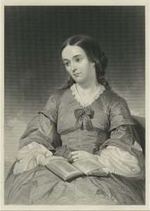 Margaret Fuller, engraving by Chappel