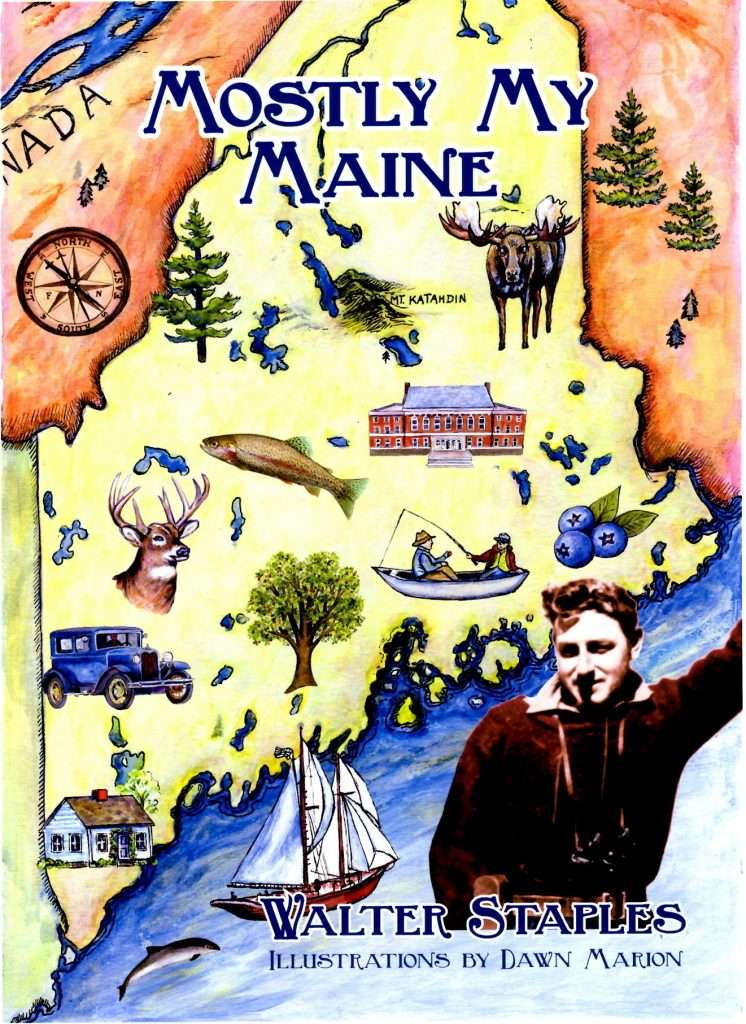 Mostly My Maine Cover