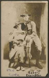 Robert Remington and Ethel Cooke