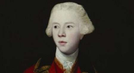 Portrait of George Howe