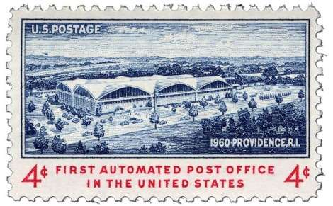 historic post offices stamp