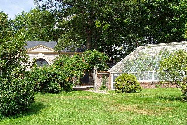 Greenhouse of the Lyman Estate