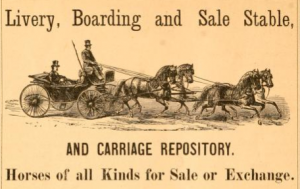 newport cottages - carriages
