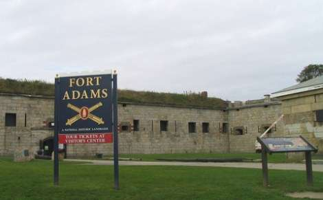 writers-houses-fort-adams-state-park