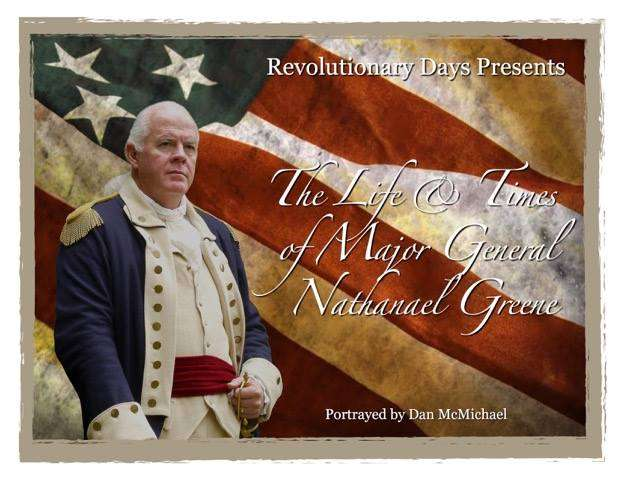 dan mcmichael the life and times of maj gen nathanael greene