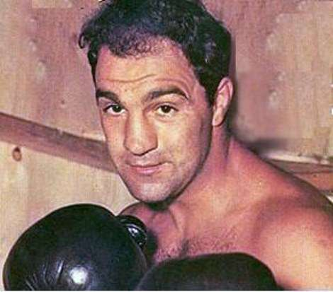 Rocky Marciano, the Real Rocky, Came From Massachusetts ...