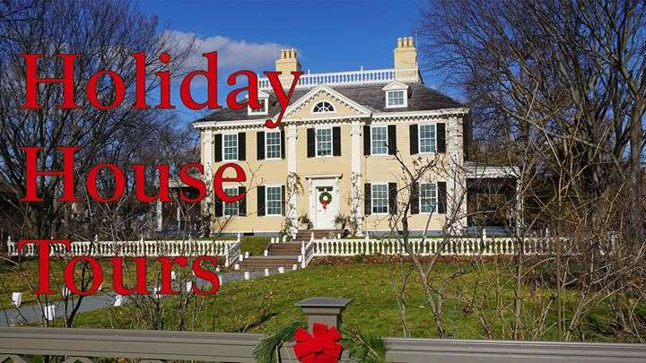 Holiday House Tours New England Historical Society