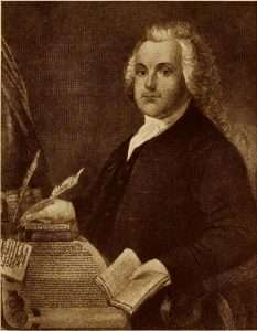 The 1644 portrait of Roger Williams