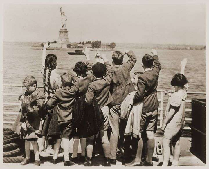 a history of jewish immigration in america The history of the jewish  the findings tended to track with what is known of the history of the jewish diaspora,  the united states and latin america.