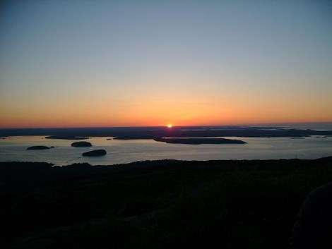 first-sunrise-cadillac-mountain