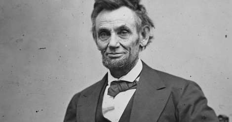 abraham lincoln in New England
