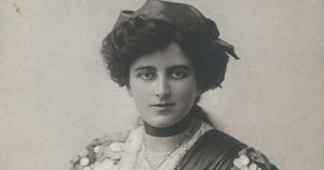 Maxine Elliott (Billy Rose Theatre Division, The New York Public Library)