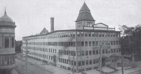 Brockton Shoe Factory Disaster