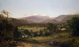 willey-family-kensett-painting-mount-washington