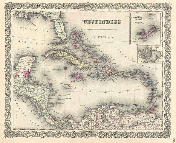 west-indies-map