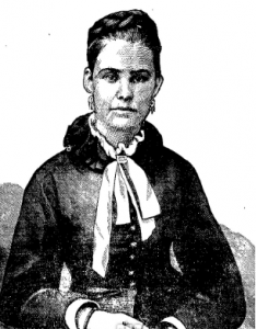 Josie Langmaid from The Trial of Joseph LaPage, the French Monster
