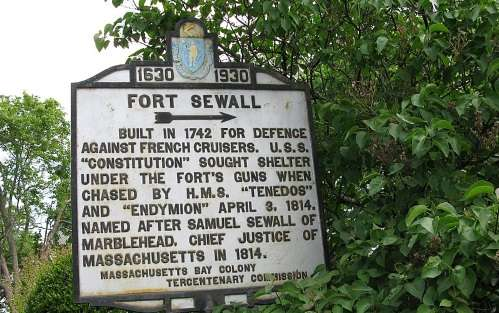 constitution-fort-sewall-plaque