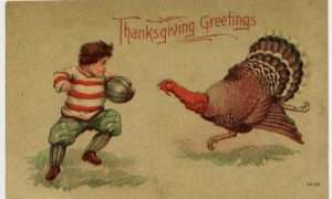 football-thanksgiving-postcard