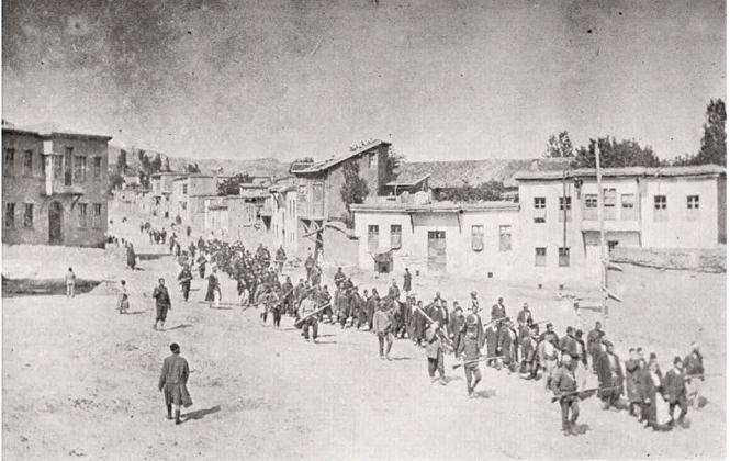 armenians-death-march