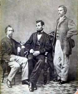lincoln-and-secretaries
