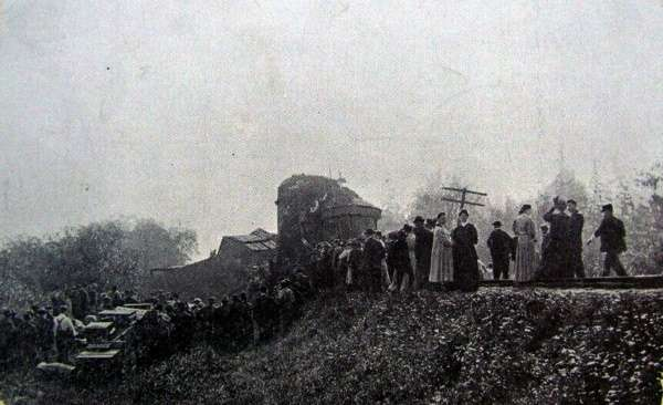 Bodies Removed From the Train